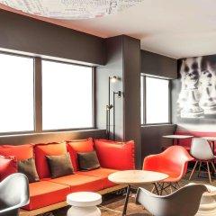 Отель ibis Paris Porte de Bagnolet гостиничный бар