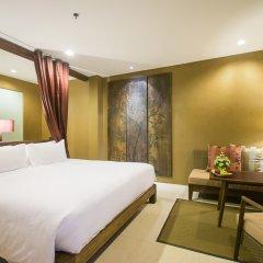 Отель Sunsuri Phuket 5* Улучшенный номер с различными типами кроватей фото 3