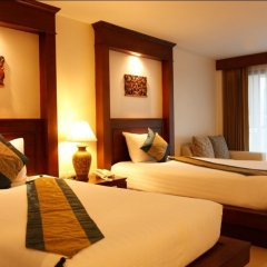 Отель Baan Yuree Resort and Spa 4* Стандартный номер с различными типами кроватей