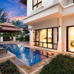 Отель Angsana Villas Resort Phuket открытый бассейн фото 9