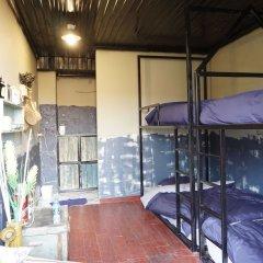 Check In Sapa Hostel and Coffee Кровать в общем номере