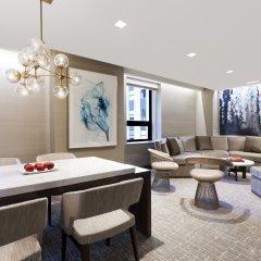 Отель Grand Hyatt New York США, Нью-Йорк - 1 отзыв об отеле, цены и фото номеров - забронировать отель Grand Hyatt New York онлайн жилая площадь фото 5