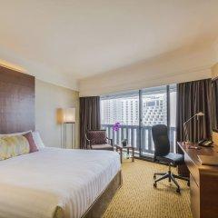 Отель PARKROYAL COLLECTION Marina Bay 5* Стандартный номер фото 11