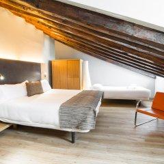 Отель Petit Palace Plaza del Carmen 4* Стандартный номер с различными типами кроватей фото 4