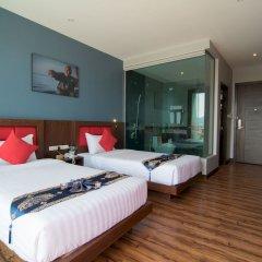Отель The Blue комната для гостей фото 11