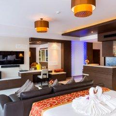 Отель Nipa Resort 4* Стандартный номер с разными типами кроватей