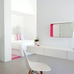 Отель Grace Santorini Улучшенный люкс с различными типами кроватей