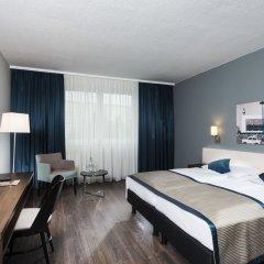 City Hotel Berlin East 4* Стандартный номер с различными типами кроватей