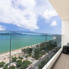 Отель Citadines Bayfront Nha Trang 5* Студия Делюкс с различными типами кроватей
