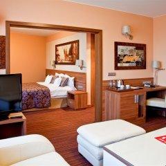 Haston City Hotel 4* Полулюкс с различными типами кроватей