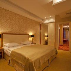 Amber Spa Boutique Hotel 4* Люкс Luxury с двуспальной кроватью
