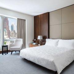 Отель The Langham, New York, Fifth Avenue Номер Делюкс с различными типами кроватей фото 2