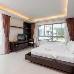 Апартаменты The Regent Phuket Serviced Apartment Kamala Beach комната для гостей фото 13