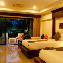Отель Baan Yuree Resort and Spa комната для гостей фото 11