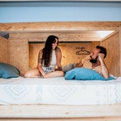 Отель Deck Lodge 2* Номер Делюкс с различными типами кроватей