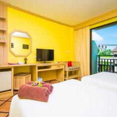 Phuket Island View Hotel 3* Стандартный номер с различными типами кроватей фото 3