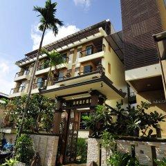 Отель La Vintage Resort вид на фасад