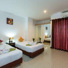 Golden House Hotel Patong Beach 3* Улучшенный номер с различными типами кроватей