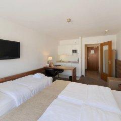 Vi Vadi Hotel downtown munich комната для гостей фото 26