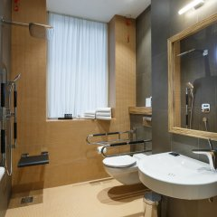 Гостиница Indigo Санкт-Петербург - Чайковского 4* Стандартный номер с различными типами кроватей фото 6