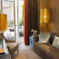 Отель Hôtel Baume 4* Люкс с различными типами кроватей