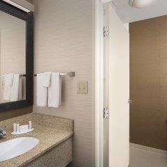 Отель Fairfield Inn & Suites by Marriott Albuquerque Airport 2* Стандартный номер с двуспальной кроватью