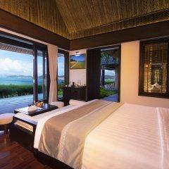 Отель MerPerle Hon Tam Resort 5* Номер Делюкс с различными типами кроватей