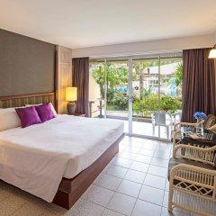 Отель Phuket Orchid Resort and Spa 4* Номер Делюкс с разными типами кроватей фото 2
