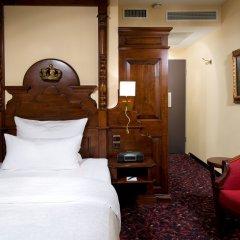 Kings Hotel First Class 4* Стандартный номер с различными типами кроватей фото 7