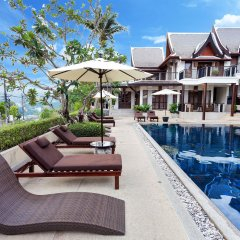 Отель Baan Yin Dee Boutique Resort интерьер отеля