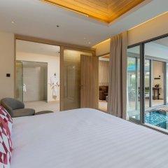Отель Grand Mercure Phuket Patong 5* Вилла с различными типами кроватей