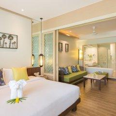 Отель Katathani Phuket Beach Resort 5* Номер Премиум с различными типами кроватей фото 3