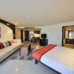 Отель Woraburi Phuket Resort & Spa 4* Представительский люкс разные типы кроватей фото 4