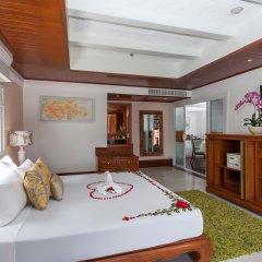Отель Thavorn Beach Village Resort & Spa Phuket 4* Стандартный номер с различными типами кроватей фото 5