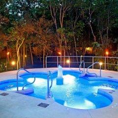 Отель Courtyard By Marriott Cancun Airport фитнесс-зал фото 3