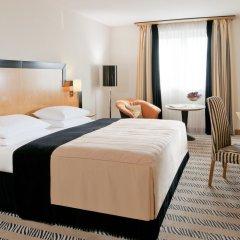 Hotel Don Giovanni Prague 4* Представительский номер с различными типами кроватей