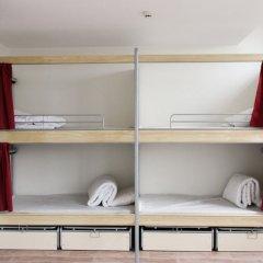 St Christopher's Inn Gare Du Nord - Hostel Кровать в общем номере с двухъярусной кроватью фото 14