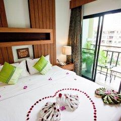 Отель The Chambre 3* Улучшенный номер с разными типами кроватей