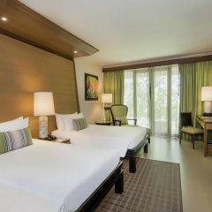 Отель Siam Bayshore Resort Pattaya 5* Номер Делюкс с различными типами кроватей фото 9