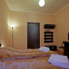 Хостел Бабушка Хаус Номер с общей ванной комнатой с различными типами кроватей (общая ванная комната) фото 18