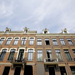 Отель Catalonia Vondel Amsterdam вид на фасад фото 2
