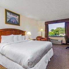 Отель Days Inn Columbus Airport 2* Стандартный номер с различными типами кроватей