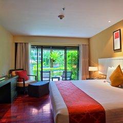 Отель Novotel Phuket Surin Beach Resort 4* Номер Делюкс с различными типами кроватей