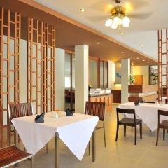 Отель Patong Bay Residence ресторан