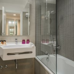 Crowne Plaza Rome-St. Peter's Hotel & Spa 4* Стандартный номер с различными типами кроватей