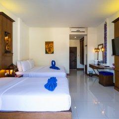 Отель JR Siam Kata Resort комната для гостей