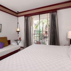 Отель New Patong Premier Resort 3* Улучшенный номер с различными типами кроватей фото 4