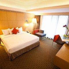 Отель Novotel Singapore Clarke Quay 4* Улучшенный номер с различными типами кроватей