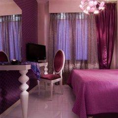 Отель Athens Diamond Homtel 4* Номер Делюкс с различными типами кроватей фото 5