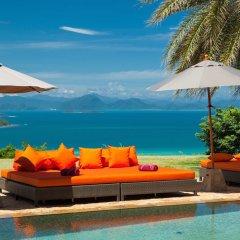 Отель Villa Katrani Самуи открытый бассейн фото 3